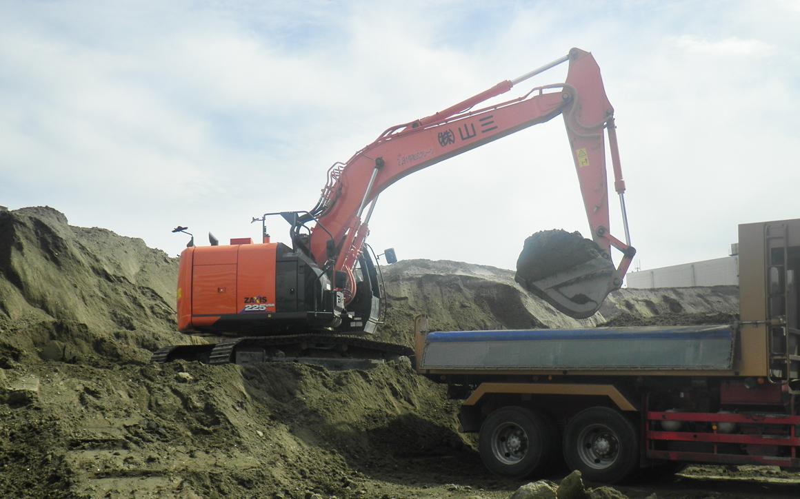 土木工事・とび・土工工事